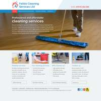 Felido Cleaning Services Ltd logo
