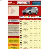 Car Rental India Delhi logo