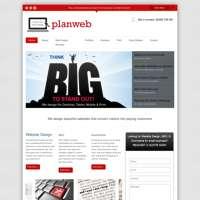 Planweb logo
