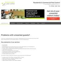 6 boroughs pest control ltd logo