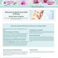 Sarah Hurst Skin & Beauty logo