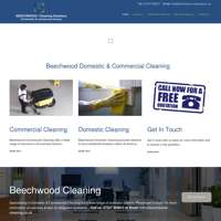 Beechwood Cleaning Solutions logo