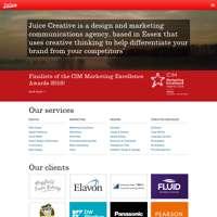 Juice Creative Ltd logo