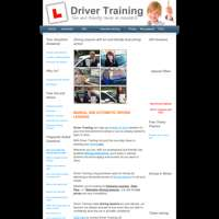 driver training  logo
