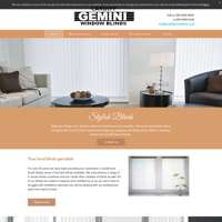 Cardiff Gemini Blinds