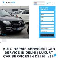 Car services |Luxury Car Services in Delhi +91-9811150853 logo