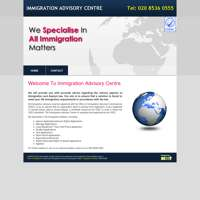Immigration Advisory Centre  logo