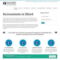 Taxcare Accountancy logo
