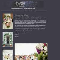 Atelier de fleurs logo