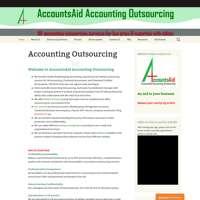 AccountsAid Outourcing logo