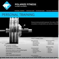 Polarize Fitness logo
