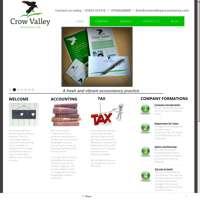 Crow Valley Accountancy Ltd logo