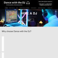 Dance with the DJ logo