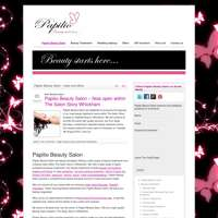 Papilio Beauty logo