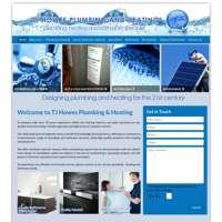 T Howes plumbing & Heating Ltd logo