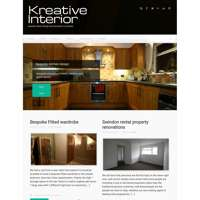 Kreative interior  logo