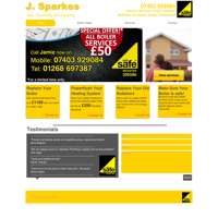 J Sparkes plumbing & Heating