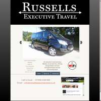 Russells Executive Travel logo
