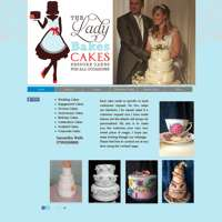 The Lady Bakes Cakes logo