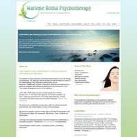 Marlene Botha Psychotherapy logo