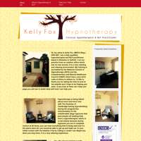 Kelly fox hypnotherapy logo