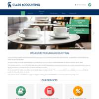 CLASS Accounting logo