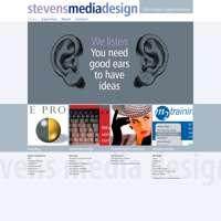 Stevens Media Design logo