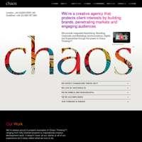 Chaos Design logo