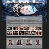 MAX TRAINING ACADEMY logo