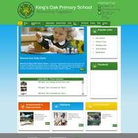 Kingston Primary School logo