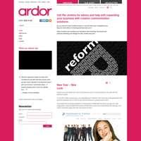 Ardor Creative logo