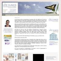 Life Clinics logo