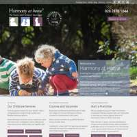 Harmony At Home Kent  logo