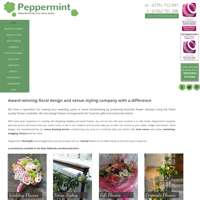 Peppermint Venues logo