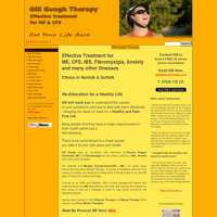 Gill Gough Therapy logo
