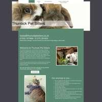 Thurrock Pet Sitters logo