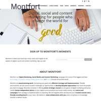 Montfort logo