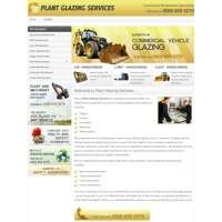 Plant Glazing Services logo