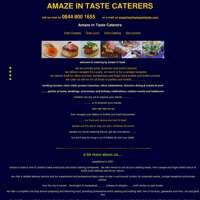 Amaze In Taste logo