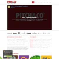PITCH&CO logo