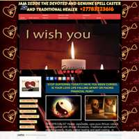 Lost love ~love-spells caster |>+27783223616~| Traditional herbalist, ~spiritual healer, Love healing logo
