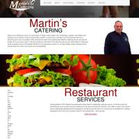 Martin's Restaurant & Catering logo