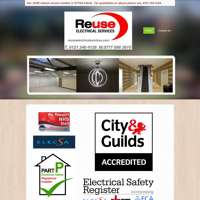 Reuse Electrical Services Ltd logo
