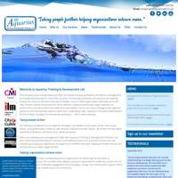 Aquarius Training & Development Partners Ltd