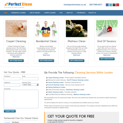 Perfect Cleaning LTD