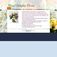 Floral delights logo