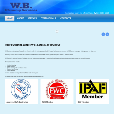 WB CLEANING SERVICES