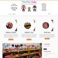 Thrifty Kidz logo