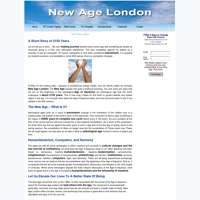 New Age London logo