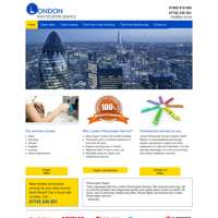 London photocopier service logo